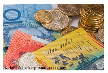 Image of Australian Money
