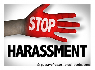 Stop Harassment Image